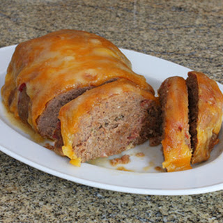 Chili Cheese Meatloaf