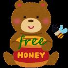 触摸和涂料为孩子 免费 icon