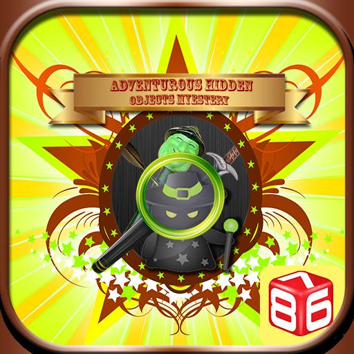 冒險隱藏對象 冒險 App LOGO-APP試玩