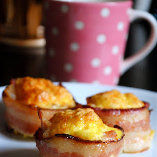 Bacon Egg Cups Recipe