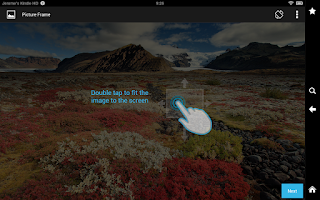 Screenshot of Duo Picture Frame