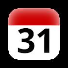 RU Holidays Calendar Widget icon