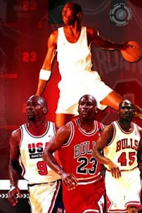 Michael Jordan HD Wallpapers - screenshot thumbnail