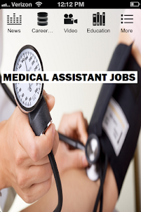 Medical Assistant Jobs- screenshot thumbnail