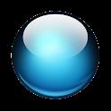Cage ball game logo
