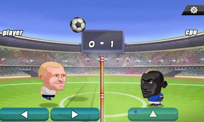 Head Football World Cup- screenshot