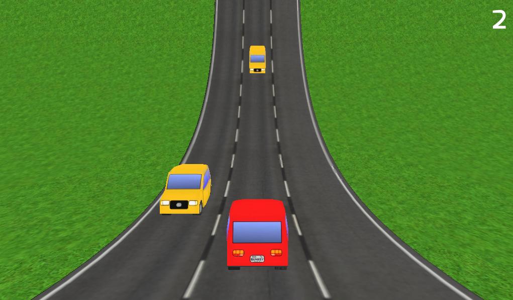 Oncoming Traffic - screenshot