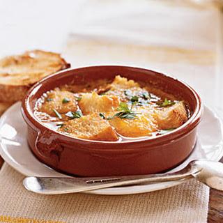 Garlic Soup (Sopa de Ajo)