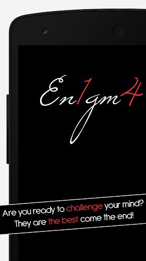 En1gm4 - Challenge your mind