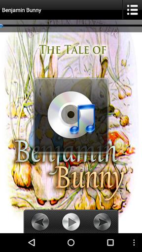 本杰明兔子有声读物应用程序