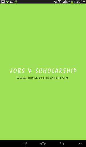Jobs Scholarship