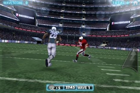 Backbreaker Football- screenshot thumbnail