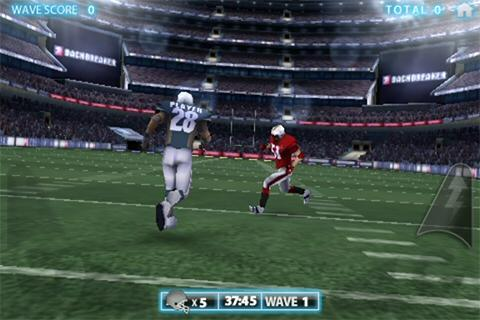 Backbreaker Football- screenshot