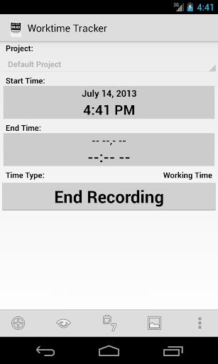 Worktime Tracker RD