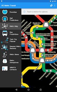 DC Metro Transit - screenshot thumbnail