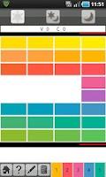 Screenshot of Aun Color Coordinate