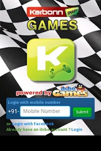 Karbonn Smart Games - screenshot thumbnail