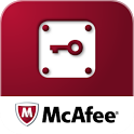 McAfee SafeKey icon