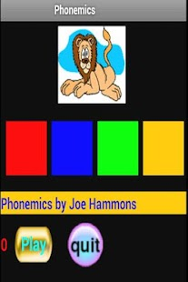 Phonemics- screenshot thumbnail