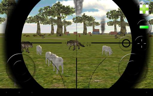 狼獵人 - 狙擊手