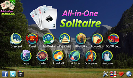 All-in-One Solitaire FREE 20151217 screenshot 221801