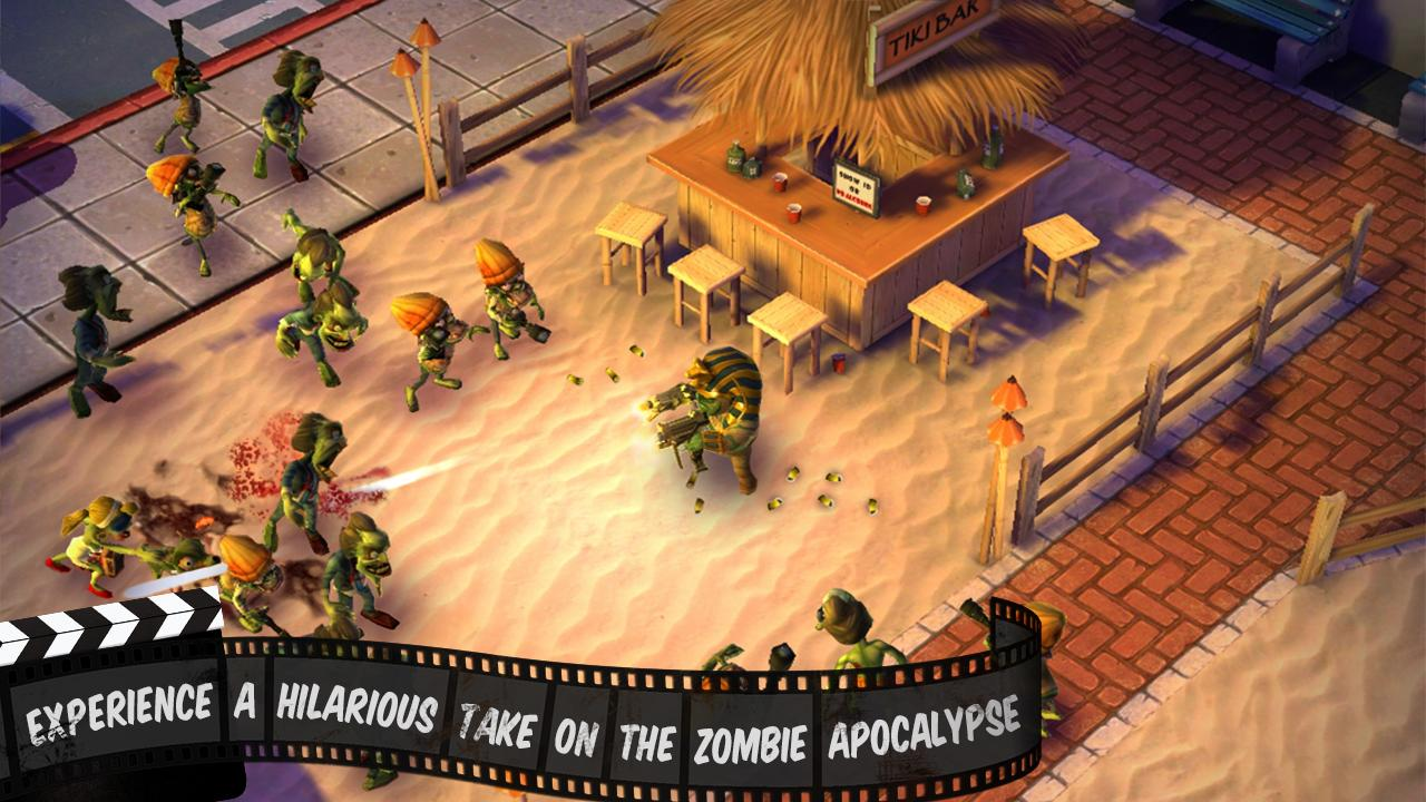 Zombiewood – Zombies in L.A! screenshot #14