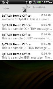 【免費商業App】3pTALK Messaging-APP點子