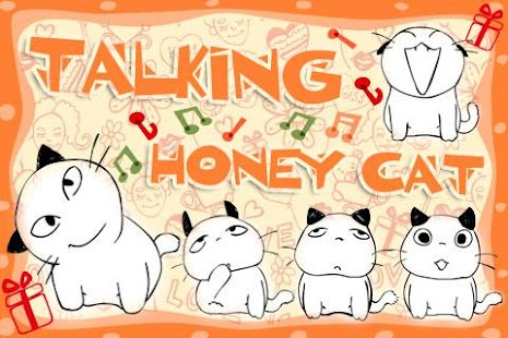 Talking Honey Cat Angela - screenshot thumbnail