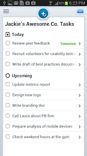 Asana Mobile - screenshot thumbnail