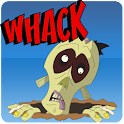 Whack A Zombie Not A Mole icon