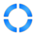 CirclesMod Blue (Lite) for CM7 logo