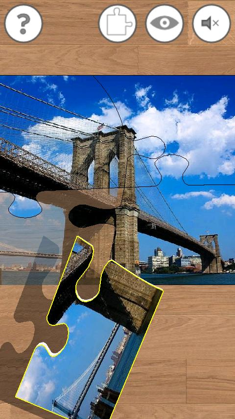 New York Living Jigsaw Puzzles- screenshot