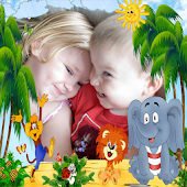 Kids Photo frames free