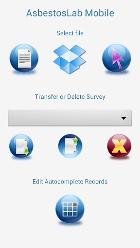 AsbestosLab Mobile Surveys