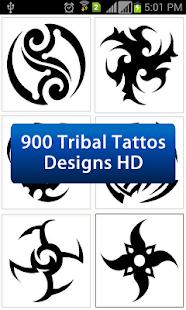 900 Tribal Tattos Design HD