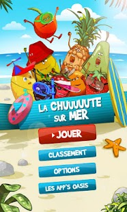 La chuuute sur mer by Oasis - screenshot thumbnail