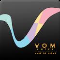 파주 브이오엠호텔 – Vase of Midas logo