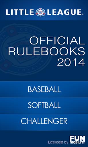 LL 2014 3-in-1 Rulebooks