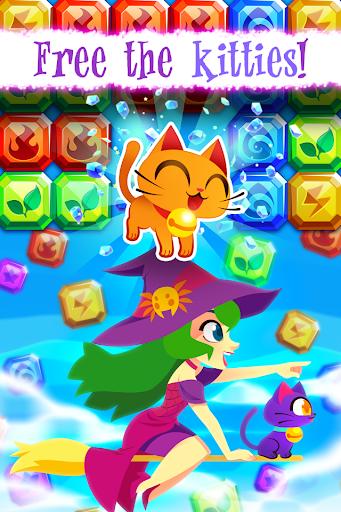 Magic Cats Journey - Match-3