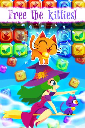 Magic Cats Journey - Match-3 1.0.1 screenshot 101706