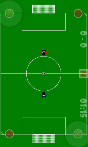 Football For Two Players