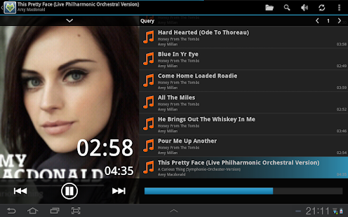 FooMote - Foobar Remote LITE - screenshot thumbnail