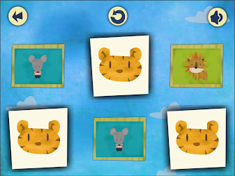 Tiger & Elpho in animal land - game box for kids APK screenshot thumbnail 6