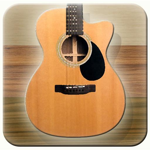 木吉他 LOGO-APP點子