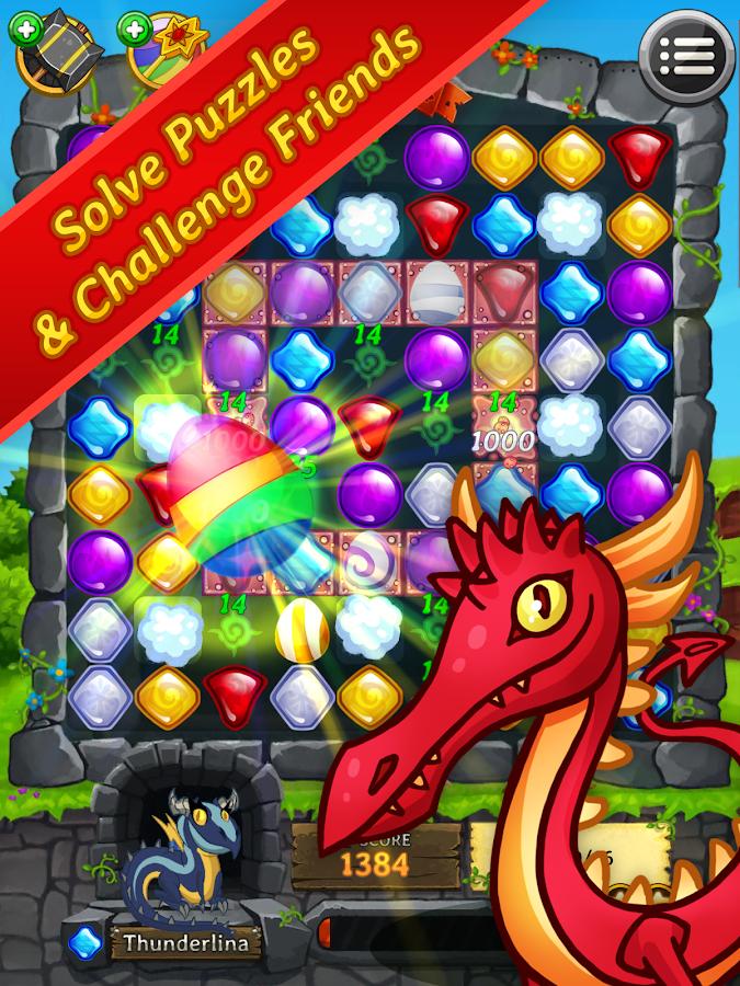 Android Dragon Academy Resimler