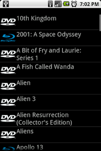 DiscCat- screenshot thumbnail