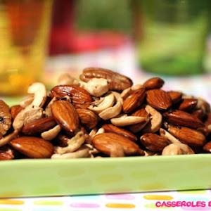 Spicy Nuts Mixture