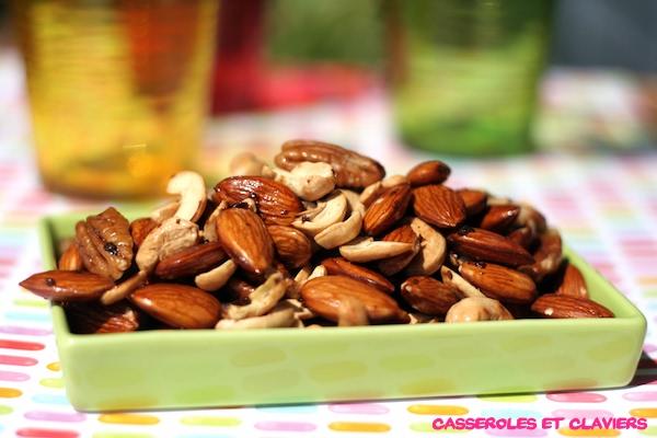 Spicy Nuts Mixture Recipe