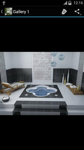 Bath Tile Ideas Decorations