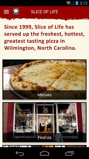 Slice of Life Pizzeria Pub